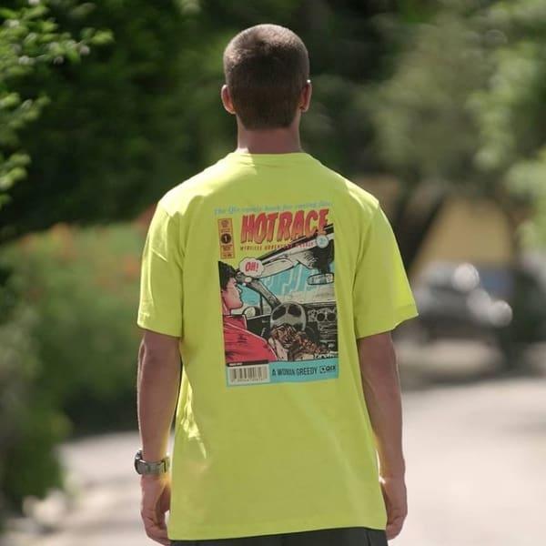 look com camiseta da marca QIX