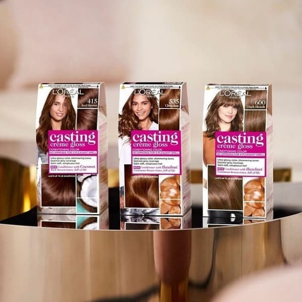 pintura para cabelo Casting Creme Gloss