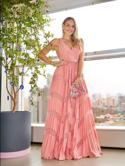 vestido de festa de marca de roupa brasileira