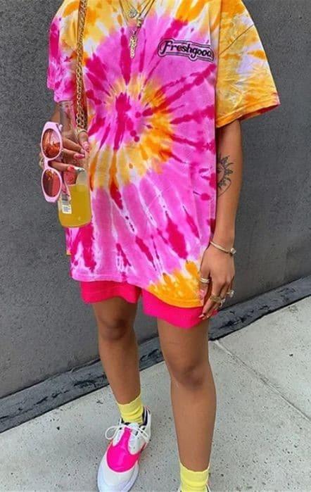 look estampa colorida 19