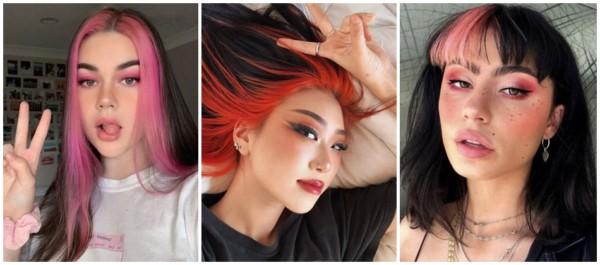 cabelo e girl