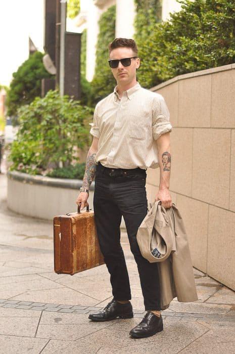 anos 50 roupas 1