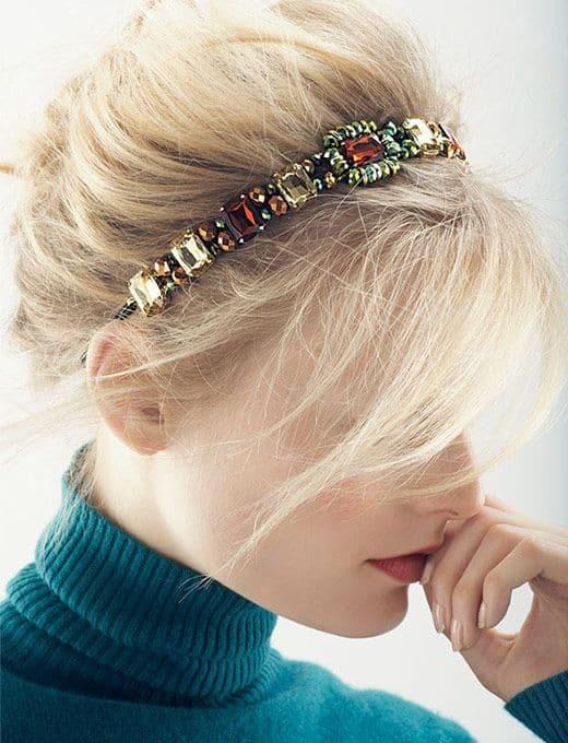headband pedrarias 30