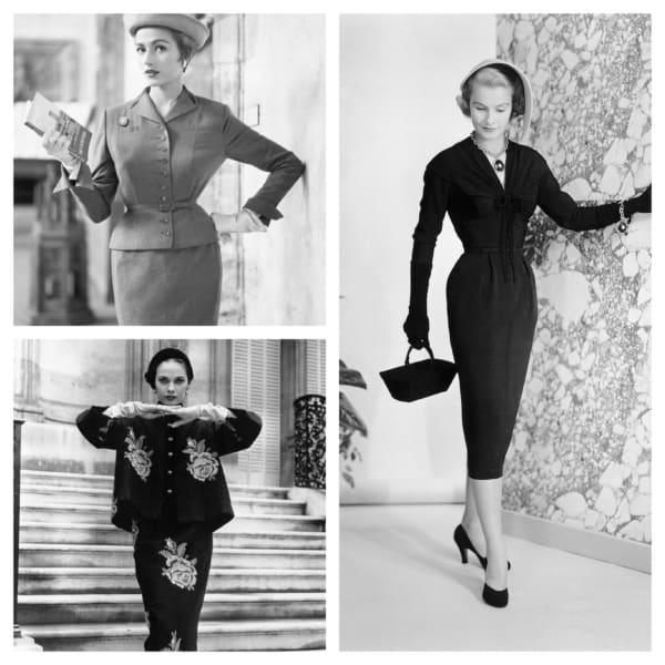 moda anos 50 1