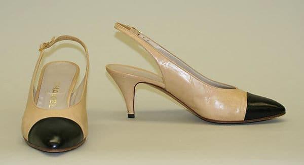 sapatos anos 50