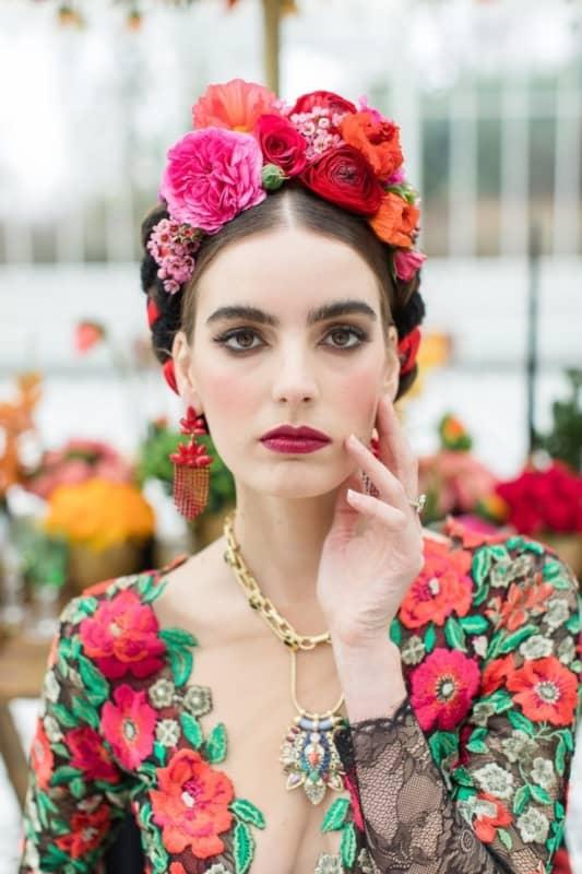 tiara flores coloridas 08