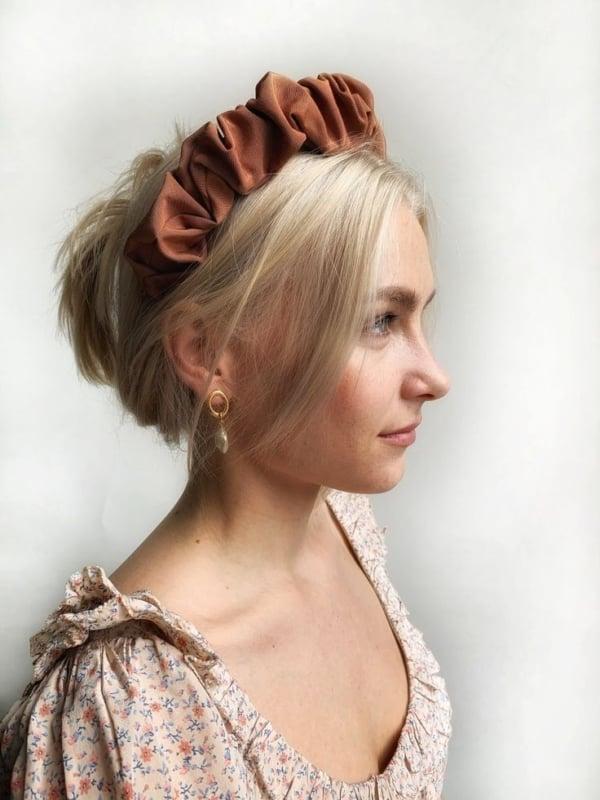 tiara headband franzida 21