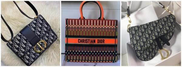 marca de bolsas famosas Christian Dior