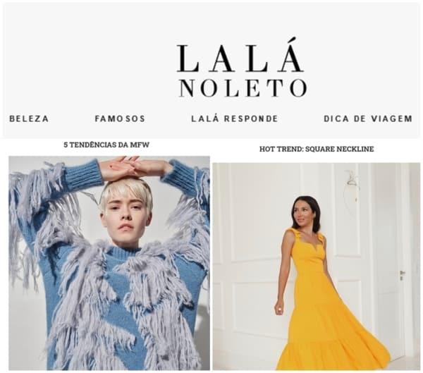 blog de moda Lala Noleto