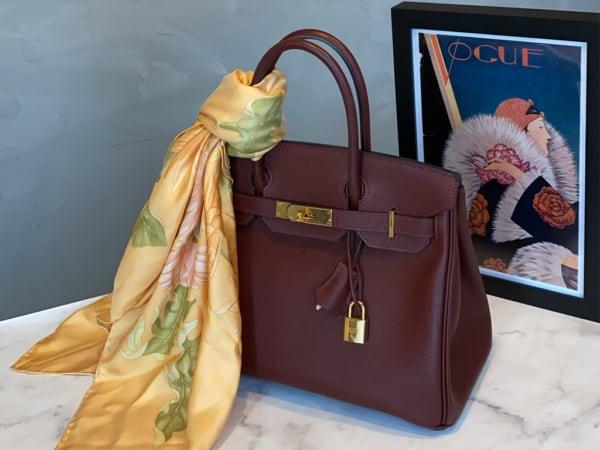 marca de bolsa famosa Hermes