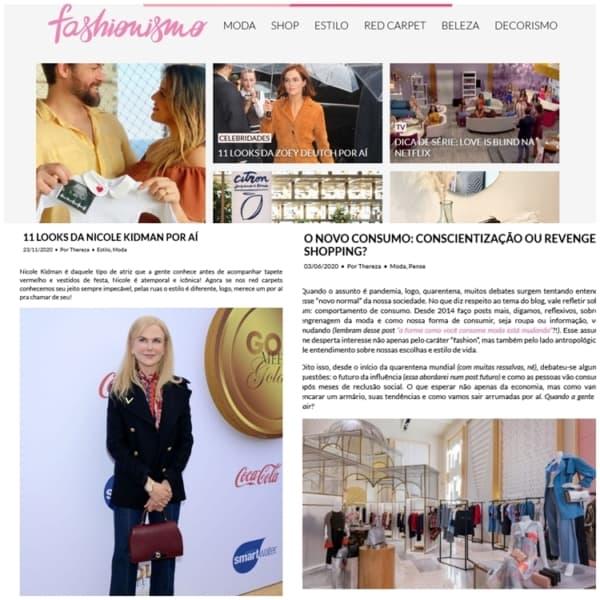 blog de moda Fashionismo