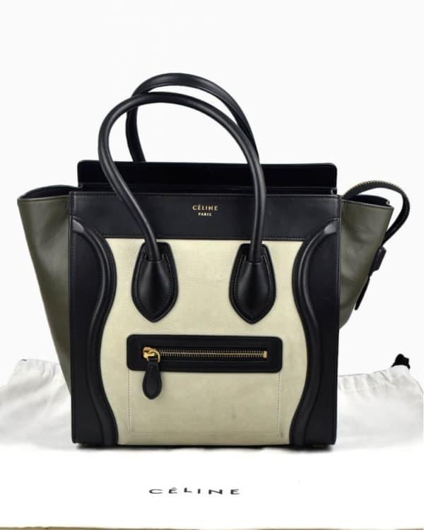 bolsa famosa Celine Luggage