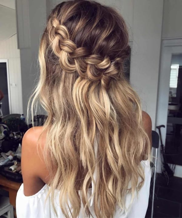 hairstyle para casamento na praia 79
