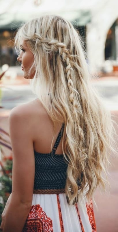 penteado casamento para cabelos longos 25