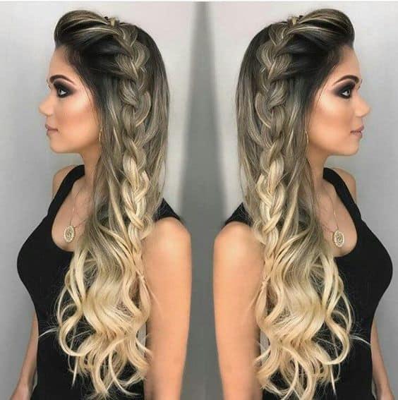 penteado casamento para cabelos longos 26