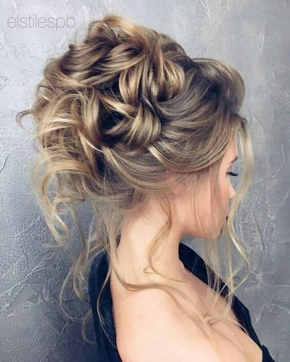 penteado para madrinha 11