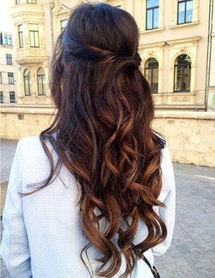 penteados simples para casamento 63