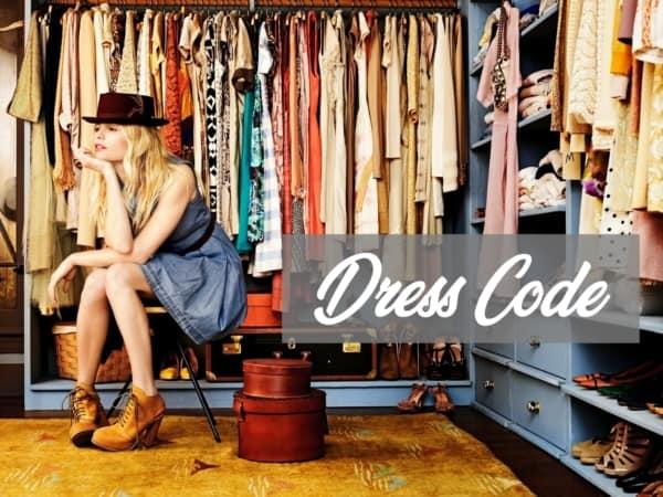 Dress Code – O que é + Dicas de Como se Vestir!【2021】
