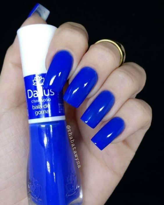esmalte azul royal Dailus