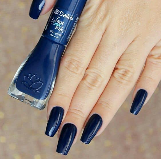 esmalte azul marnho Dailus