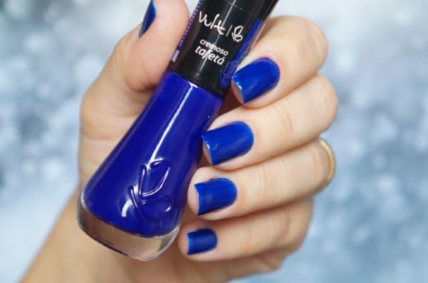 esmalte azul escuro vult