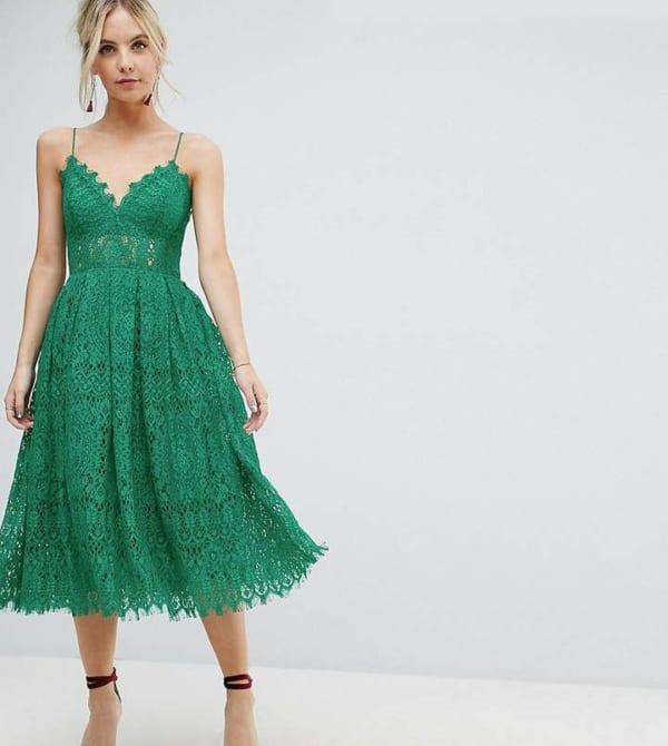 Looks verde esmeralda 62