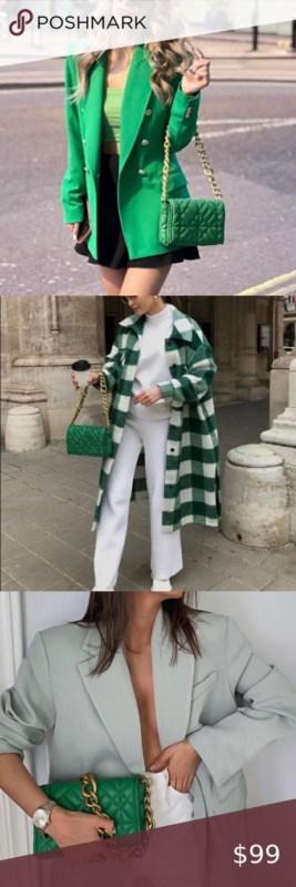 Looks verde esmeralda 63