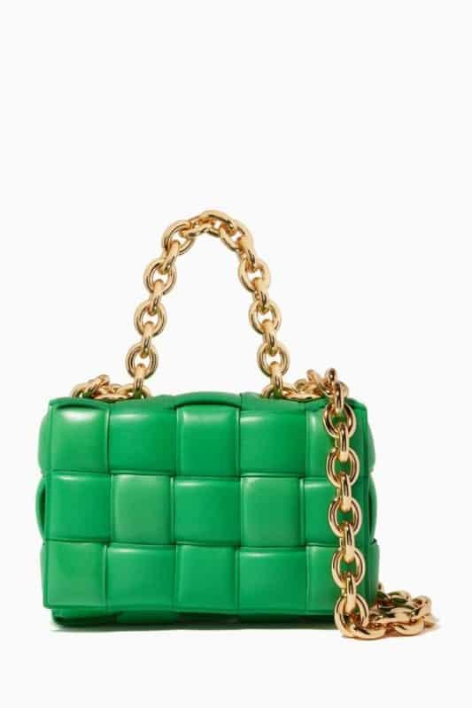 Looks verde esmeralda 66