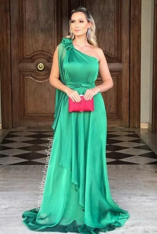 Vestido verde 16