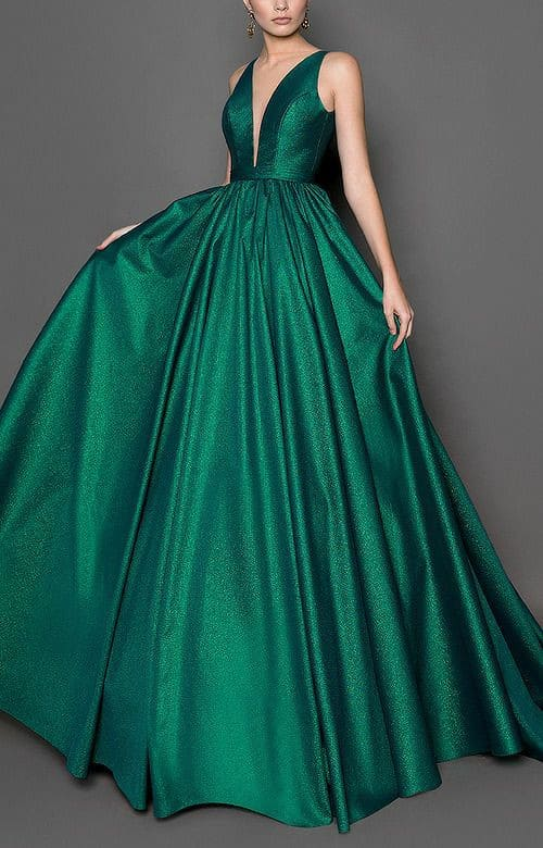 Vestido verde 21