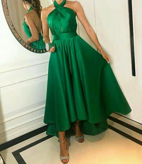 Vestido verde 24