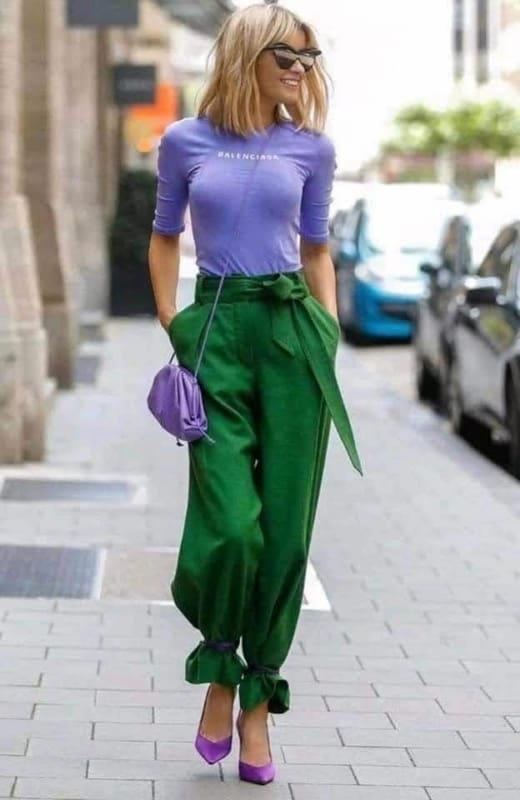Vestido verde 30