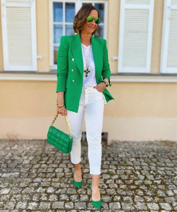 Vestido verde 31